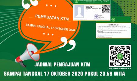 Informasi Pembuatan KTM