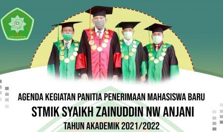 Informasi Agenda Mahasiswa Baru TA 2021/2022